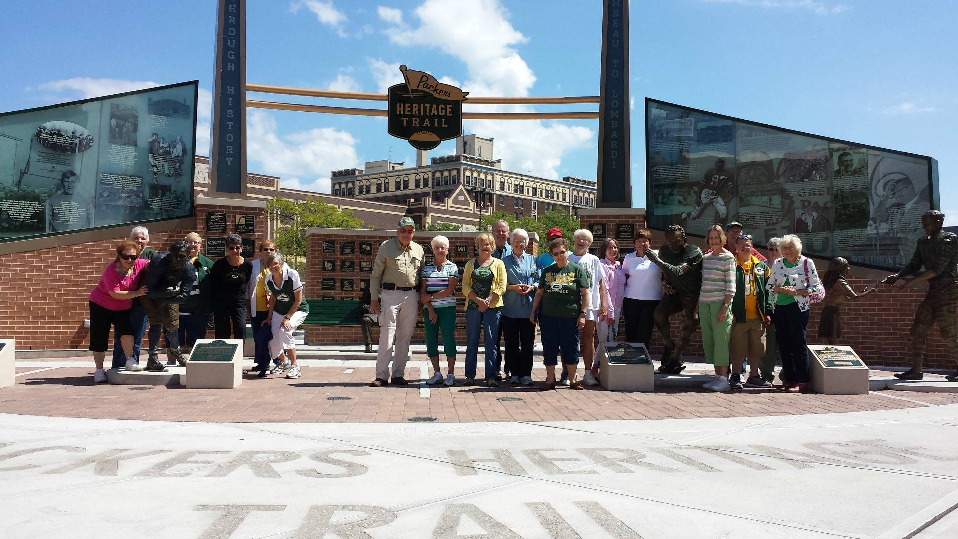 Greater Green Bay is a welcoming are for large groups of Packers fans, foodies, history buffs, International visitors and so much more. Work with the CVB to create the perfect tour itinerary for your group.