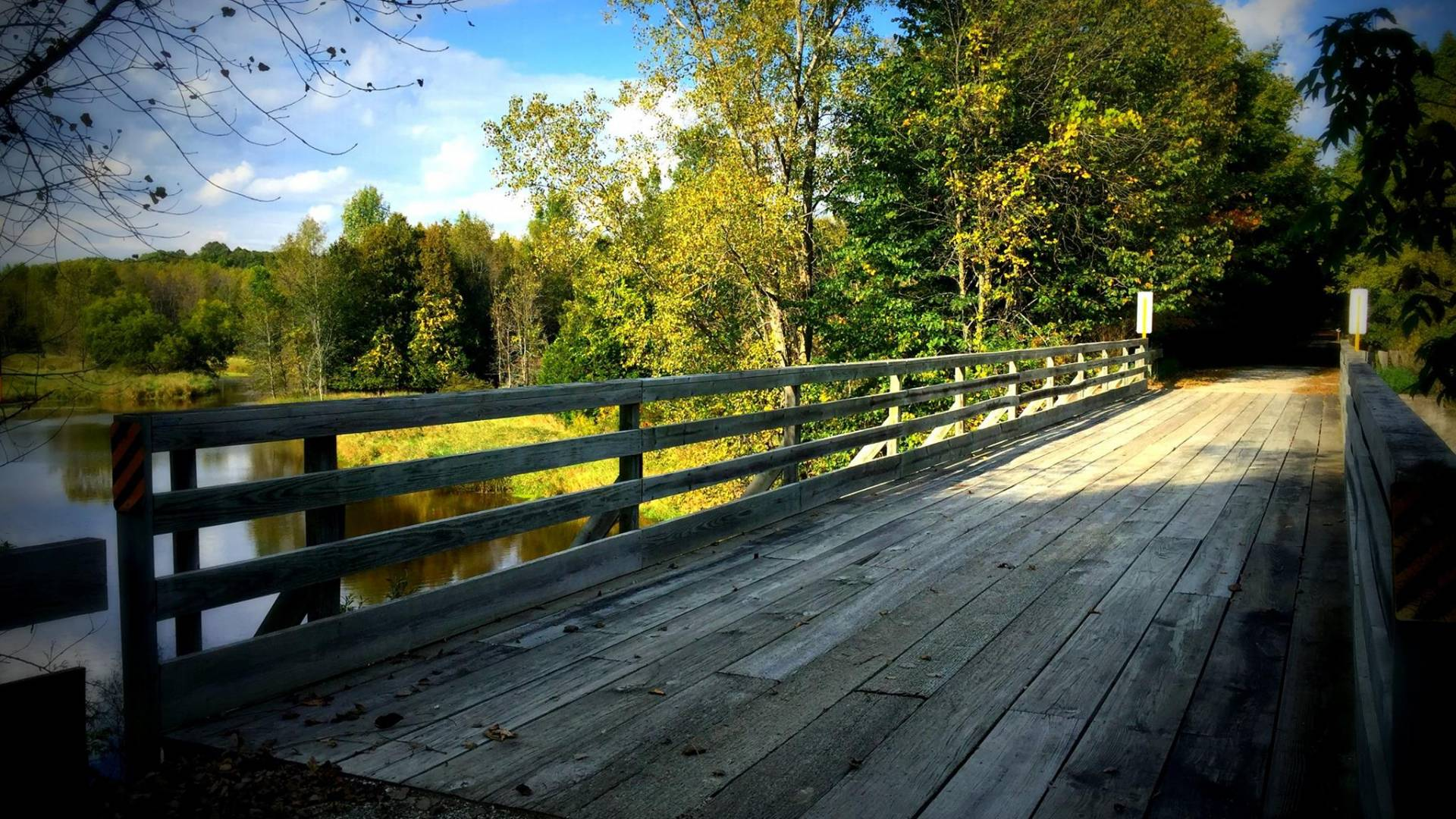 Greater Green Bay offers some beautiful trails to get outside, get moving, and enjoy nature!