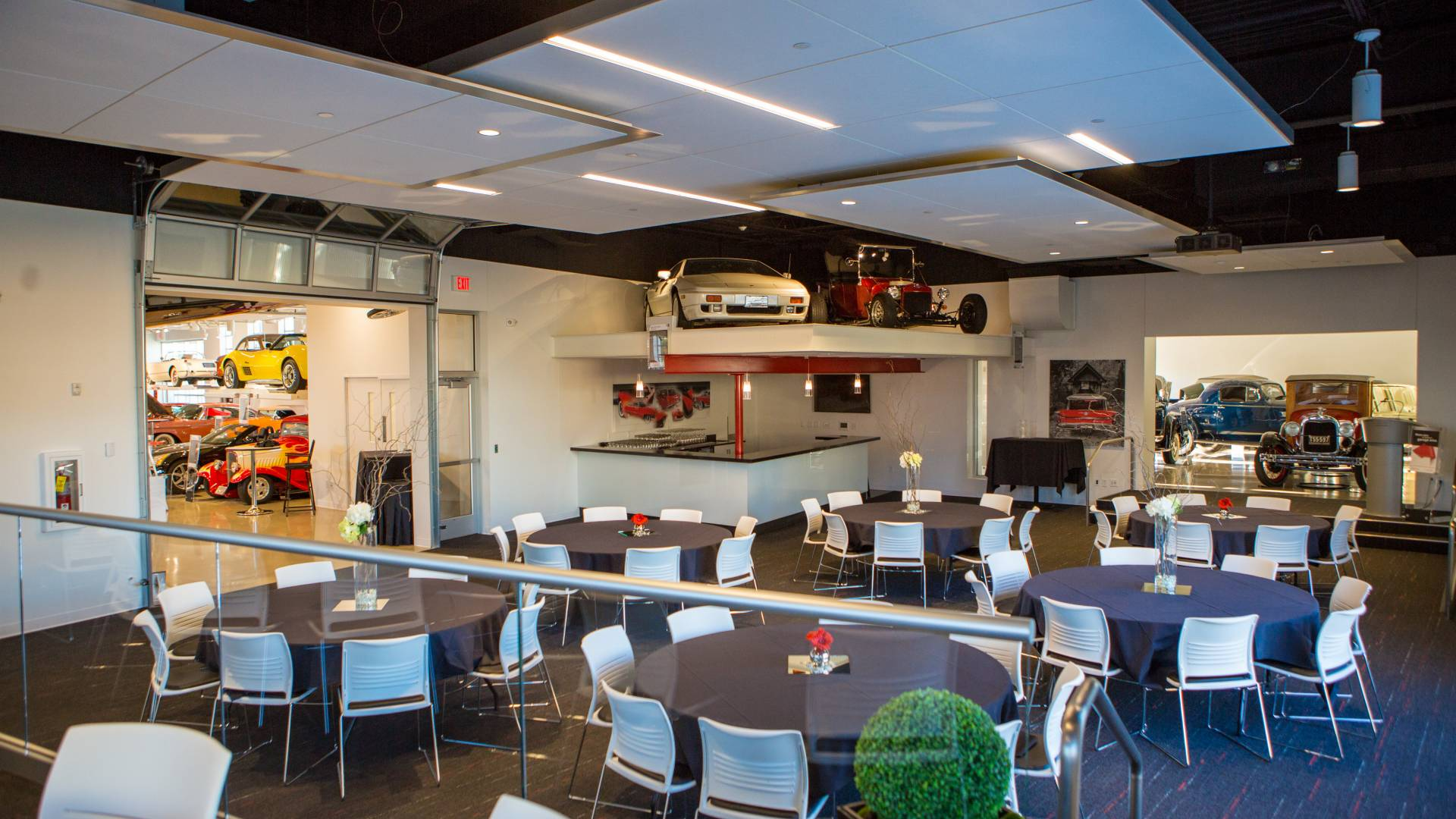 The Automobile Gallery is just one of the many fun and unique meeting space Greater Green Bay has to offer. Get out and explore the city at these attractions with meeting space.