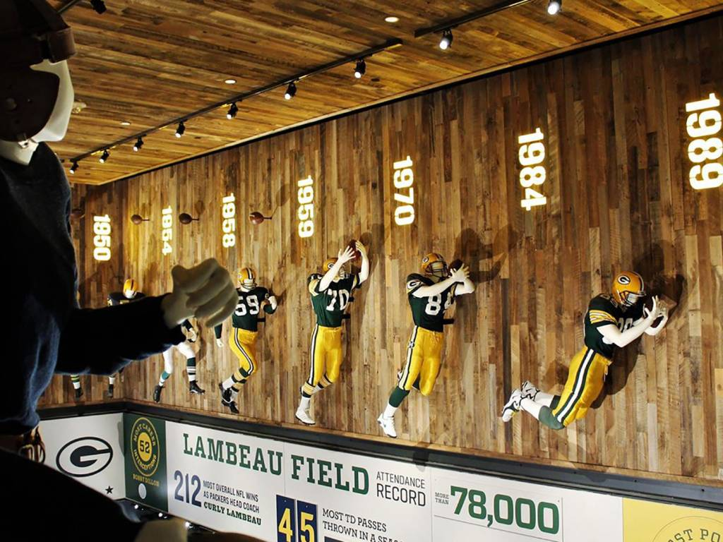 Explore Green Bay Virtually